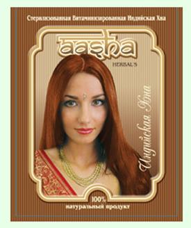 Хна для волос индийская