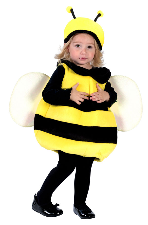 Костюм для пчелки своими руками