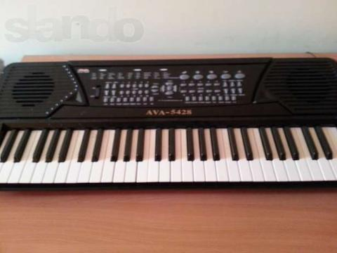 5428 ava синтезатор инструкция