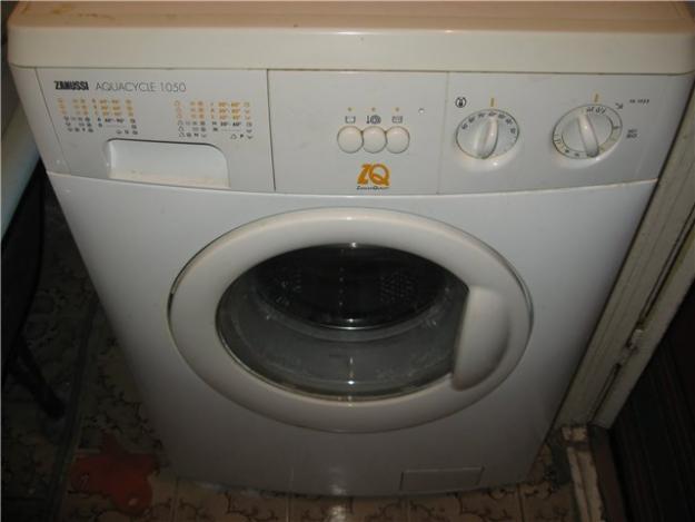 Инструкция по эксплуатации стиральной машины zanussi aquacycle 1050