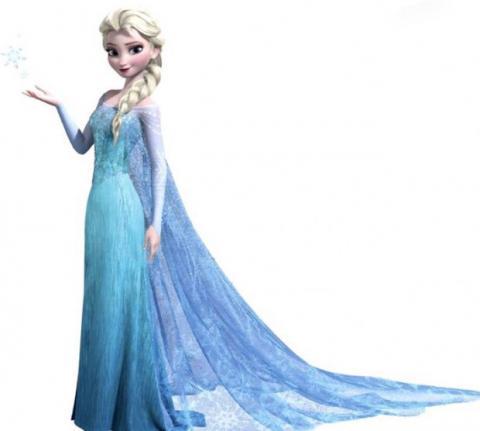 Выкройка платья эльзы из холодного сердца своими руками