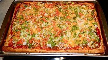 Рецепты приготовление пиццы в домашних условиях в духовке с фото