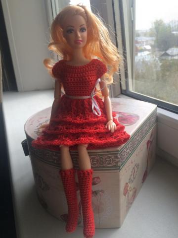 барби красное платье.JPG