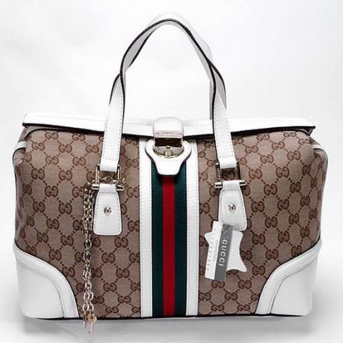 Gucci bag vs LV bag.