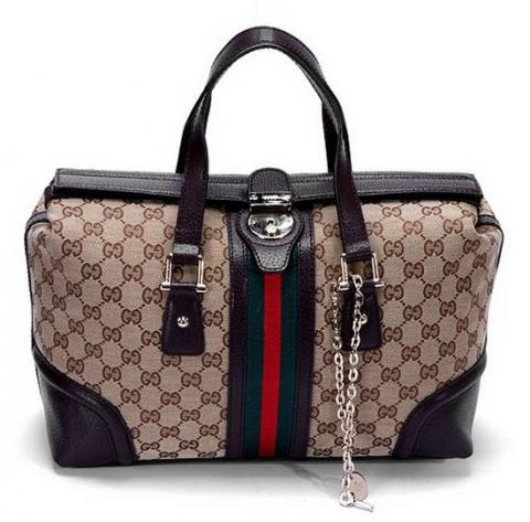 Bagnity.com - Gucci.  Подлинные...  Gucci Treasure Medium Boston Bag.