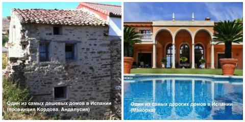 Купить дом испания дешево