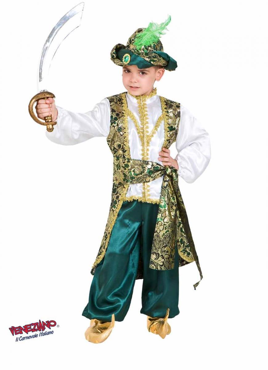 Как сделать костюм алладина своими руками