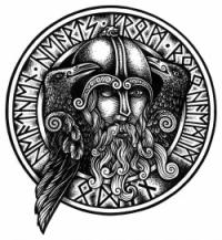 Thors Hammer Mjolnir  symboldictionarynet