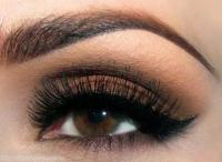 Best makeup colors for brown eyes