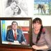 Портреты по фото  недорого и профессионально. - последнее сообщение от Ольга Михайленко